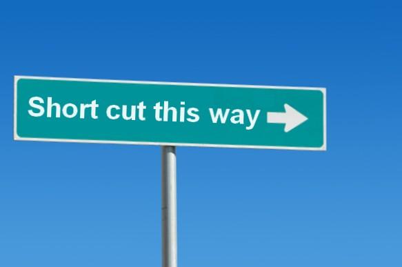 Short Cut this Way